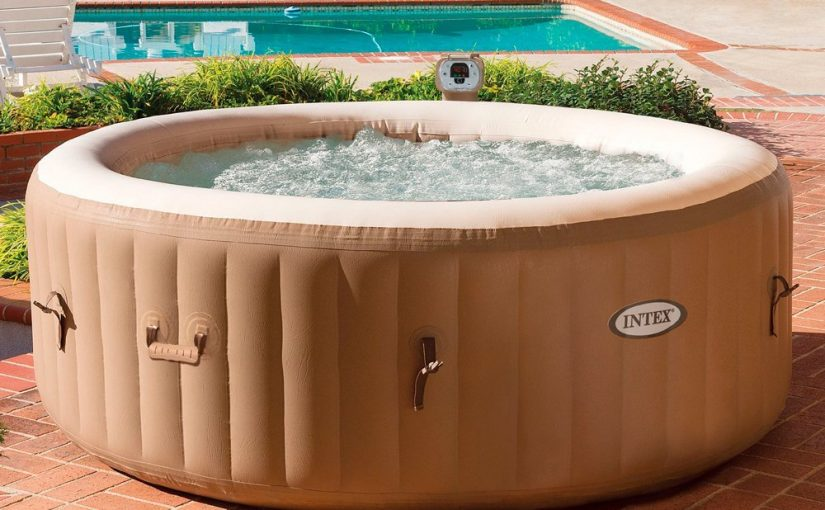 Le spa gonflable: place à la détente et la relaxation à la maison