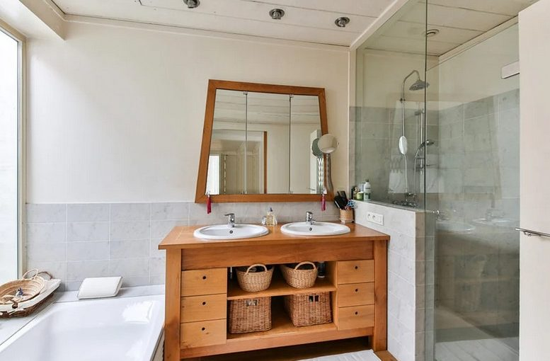 Idées de décoration pour la salle de bain en toutes saisons